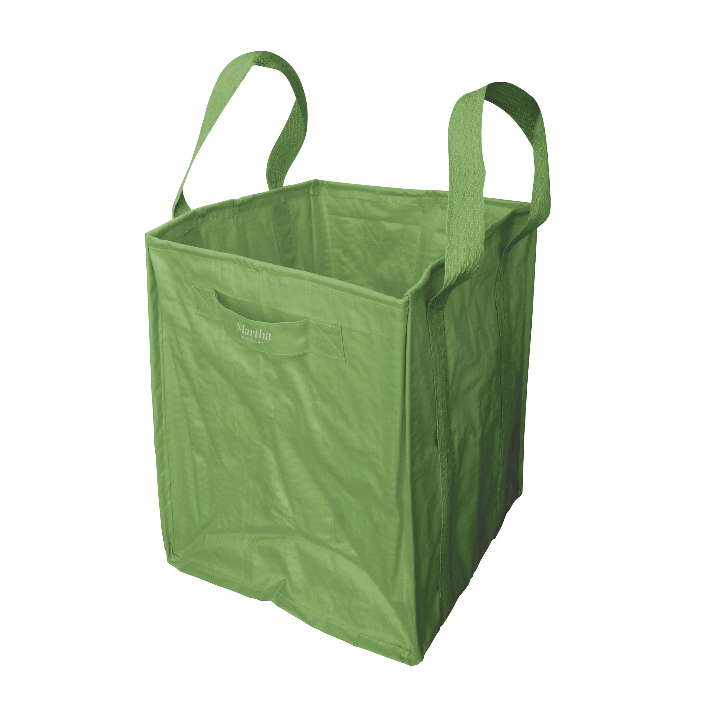 42-Gallon Tear Resistant Eco Friendly Reusable Contractor Trash Bags 20-Pcs