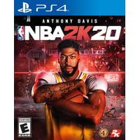 NBA 2K20, 2K, PlayStation 4, 710425575259