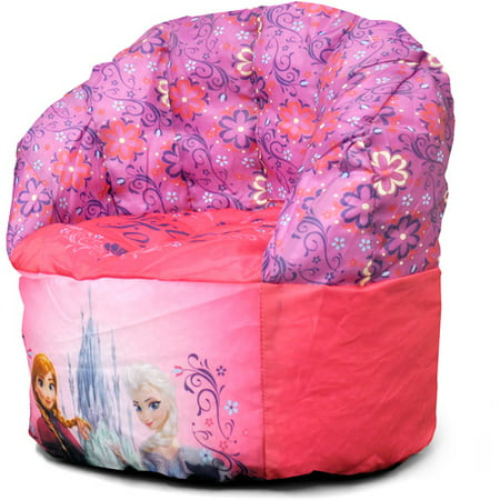 Superb Disney Frozen Bean Bag Chair Gmtry Best Dining Table And Chair Ideas Images Gmtryco