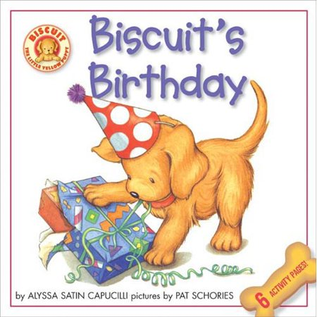Image of Biscuit's Birthday