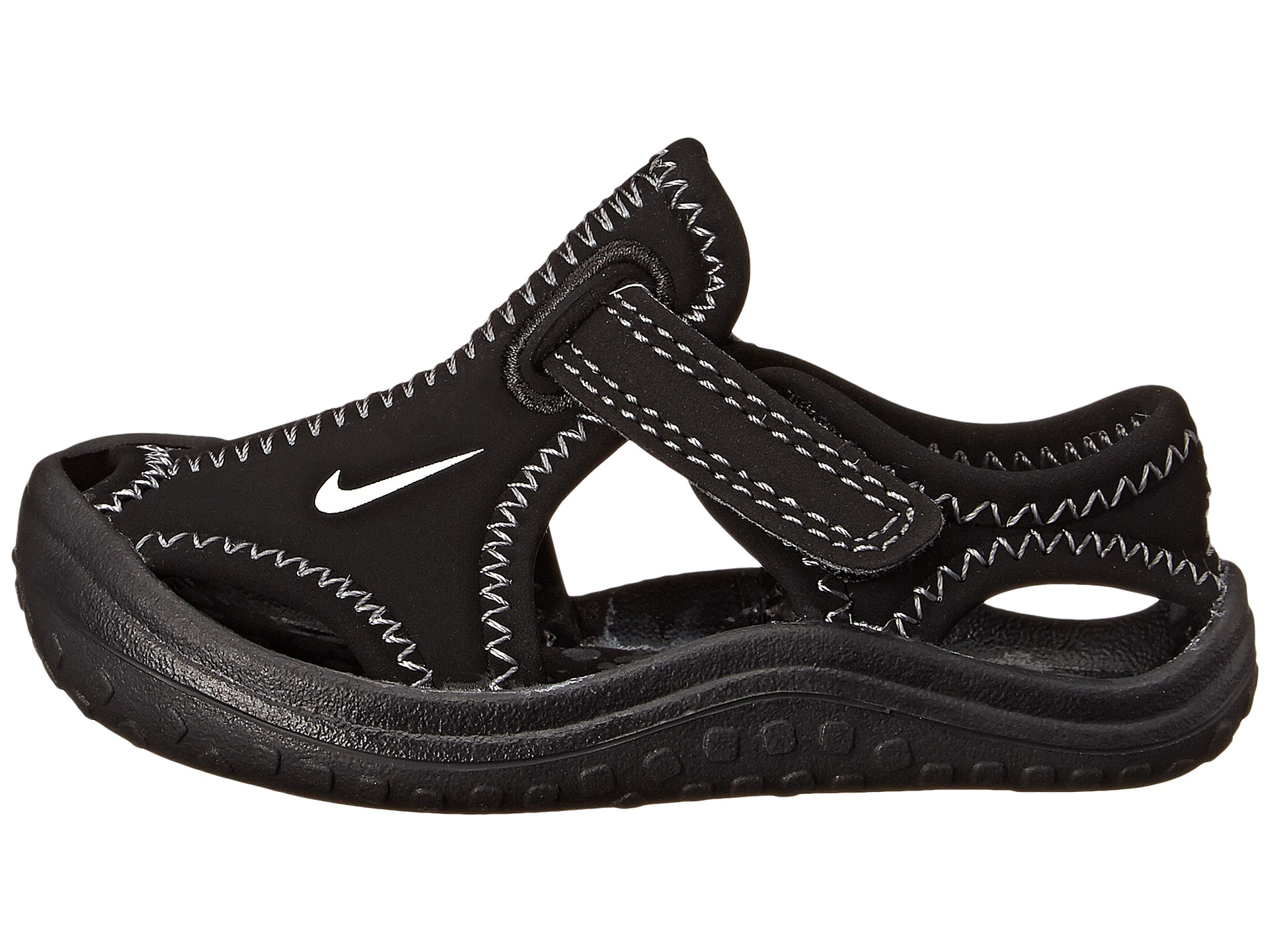 b9fccaa1f ... coupon code for nike kids sunray protect sandal black white dark grey  7c walmart 9f872 e9f65