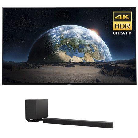 Sony Xbr77a1e 77 Inch 4K Ultra Hd Smart Bravia Oled Tv  2017 Model  W  Sony Ht St5000 7 1 2Ch 800W Dolby Atmos Sound Bar