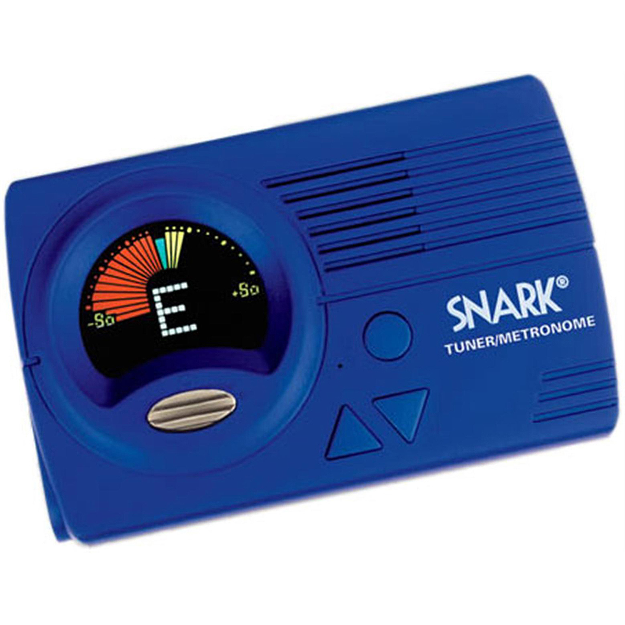 Snark SN3 Guitar and Bass Chromatic Tuner/Metronome