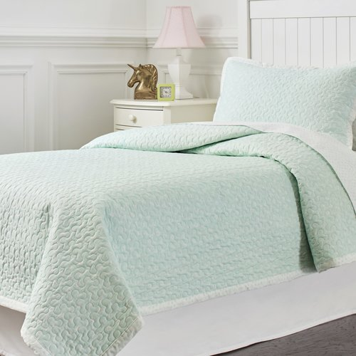 Lullaby Bedding 100pct Soft Cotton Quilt Set