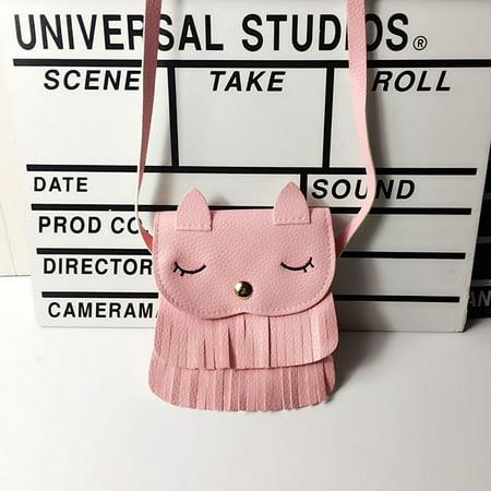 PU Leather Little Girls' Shoulder Bag Purse ()