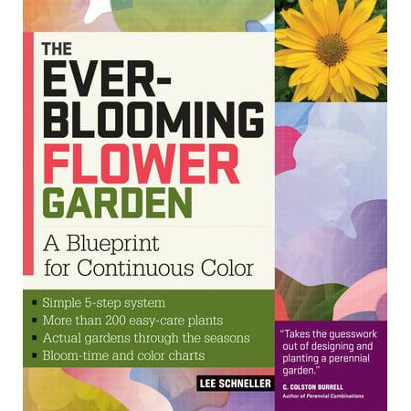Ever-Blooming Flower Garden - Paperback ()