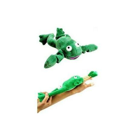 Flingshot Flying Super Frog Slingshot Stuffed Novelty - Toy Frogs