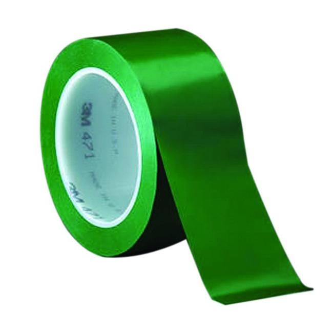 3M Industrial 405-021200-04305 Vinyl Tape 2 Inch X 36Yd