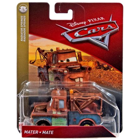 Disney Cars Radiator Springs Mater Diecast Car [Cars 3] Cars Radiator Springs Playset