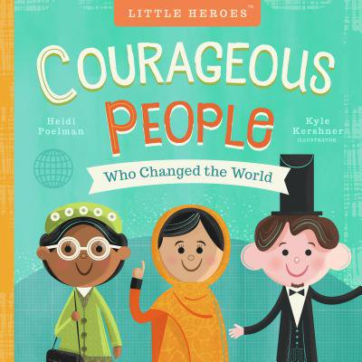 Courageous People Who Changed the World (Board (Brotherhood Of Man People Over The World)