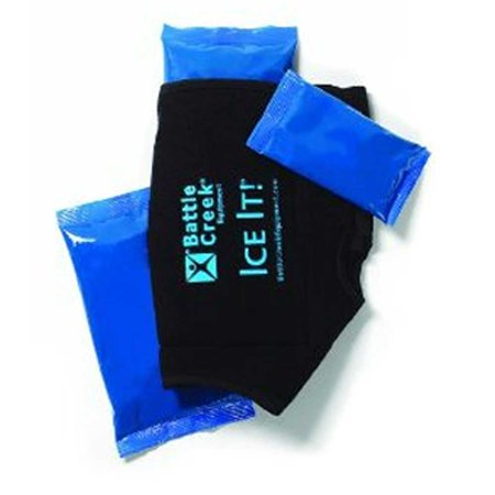 Battle Creek Equipment Battle Creek Ice It! Cold Comfort System, 1 (Cold Comfort System)