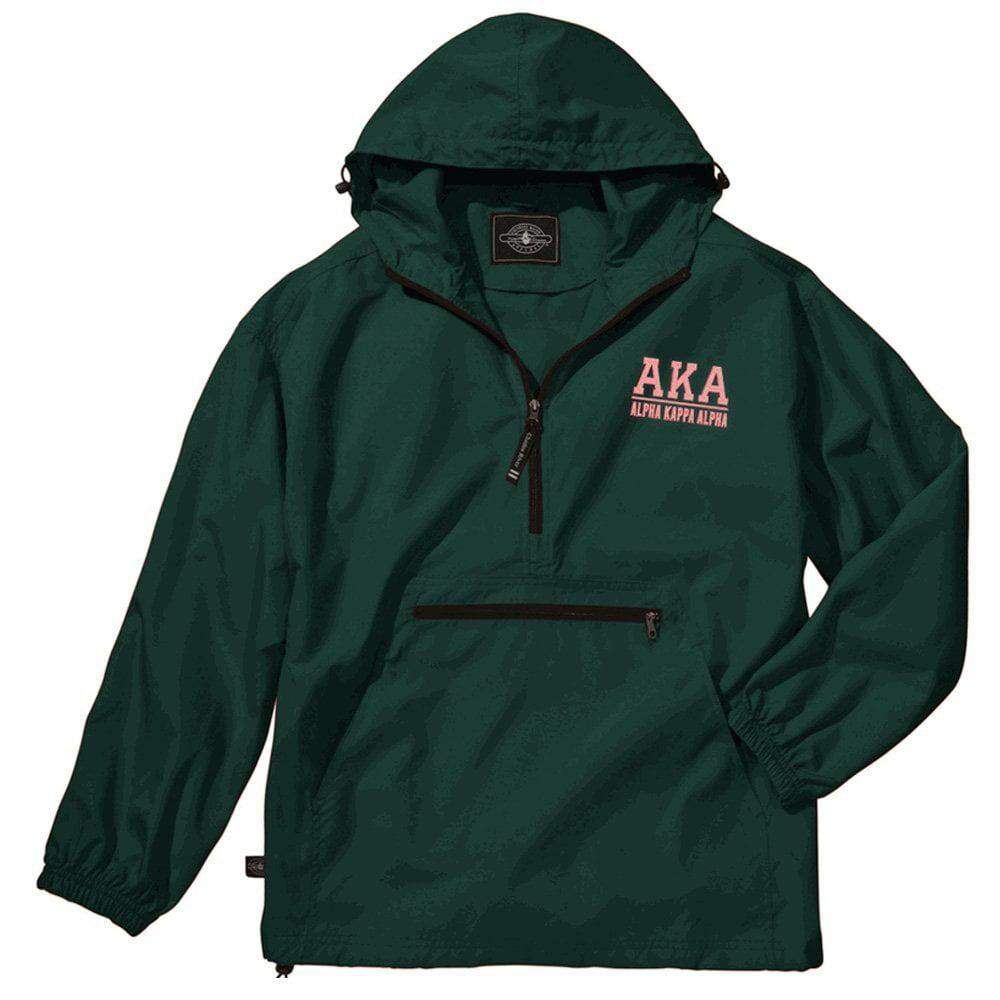 Alpha Kappa Alpha Pack-N-Go Pullover