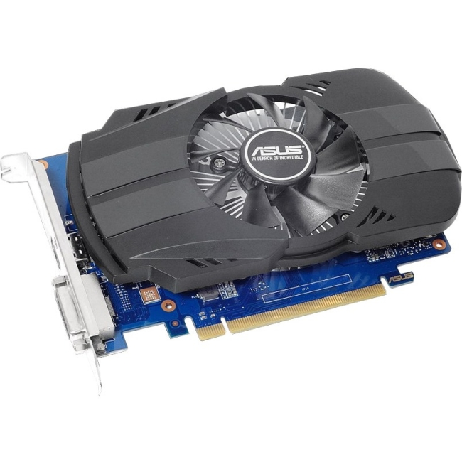 Asus GeForce GT 1030 2GB Phoenix Fan OC Edition 2GB GDDR5 Graphics Card