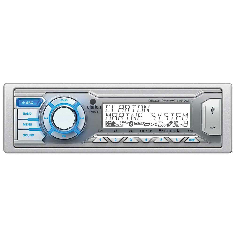 Clarion M505 Digital Media Receiver Am/Fm/Wb/Bt Sirius Xm
