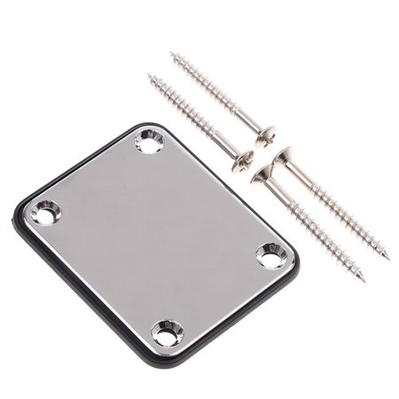 Neck Plate for Electric Guitar