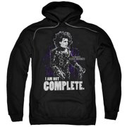Edward Scissorhands - Not Complete - Pull-Over Hoodie - Medium