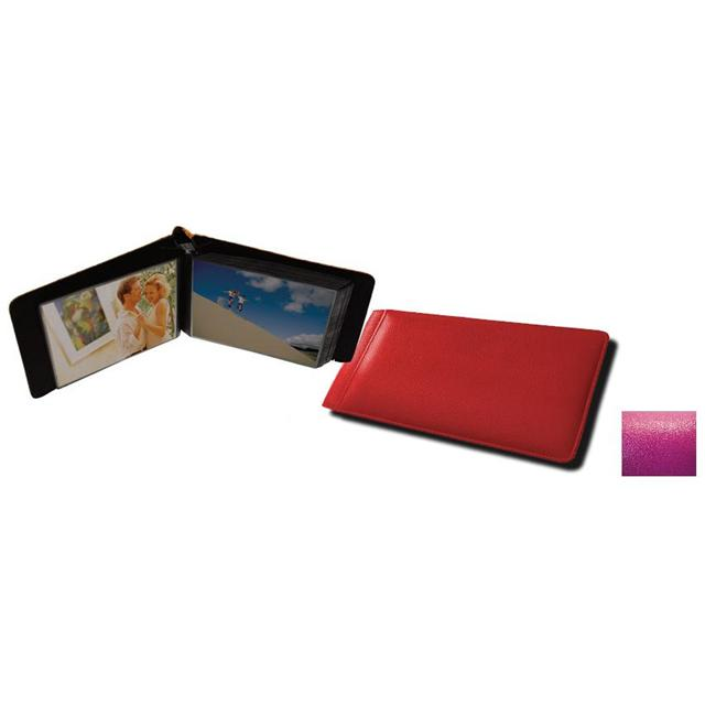 Raika RO 136 MagENTA 4in. x 6in. Single SHeet Page Mini Photo Album Magenta by Raika