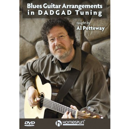 Blues Guitar Arrangements in Dadgad Tuning: Blues (DVD)