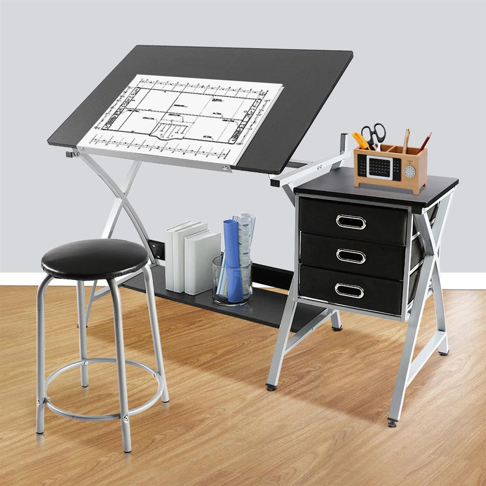Craft Tables With Storage
