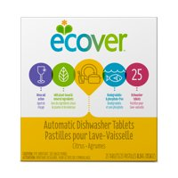 Ecover Automatic Dishwasher Tablets, Citrus