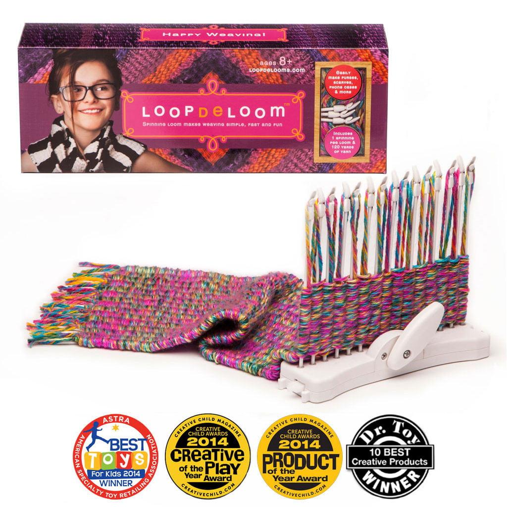 Loopdeloom Weaving Loom