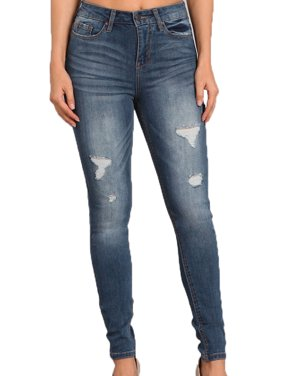 4f232404aa7 Product Image Celebrity Pink Jeans Women s High Rise Ankle Skinny Jeans  Lucca