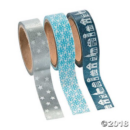 Winter Washi Tape (Winter Type)