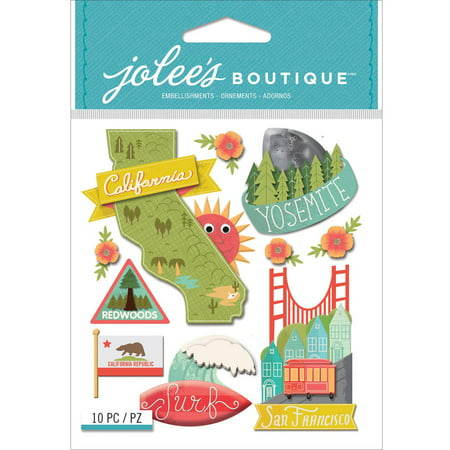 Jolee's Boutique Dimensional Stickers (Jolee's Boutique Halloween)
