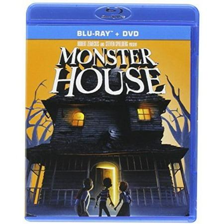 Monster House (Blu-ray + DVD)