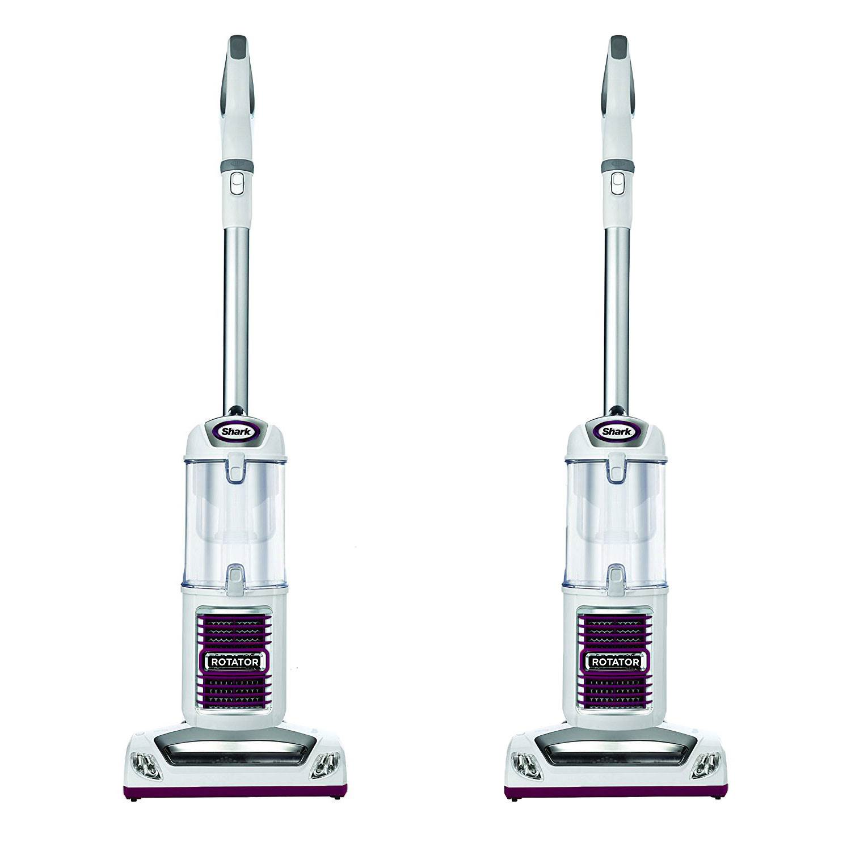 Shark Rotator Slim Light Lift Away Purple Vacuum 2 Pk