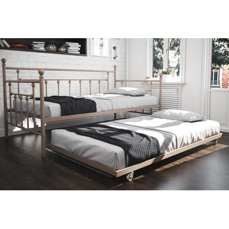DHP Manila Daybed and Trundle, Multiple Colors, Multiple Sizes ()