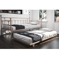 DHP Manila Daybed and Trundle, Multiple Colors, Multiple Sizes