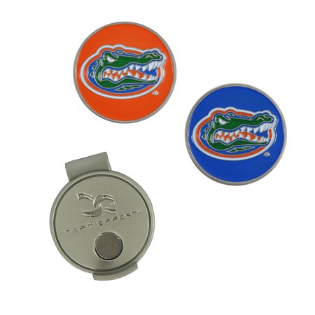 - Team Effort Florida Gators Golf Hat Clip & 2 Ball Markers