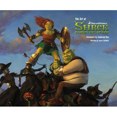 The Art of Shrek Forever After