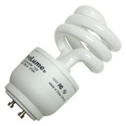 Halco 46544 - CFL13/27/GU24/DIM Dimmable Twist and Lock Base Compact Fluorescent Light Bulb