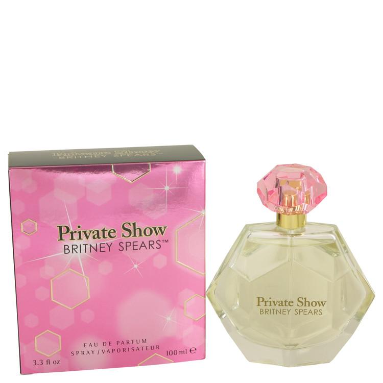 Britney Spears Private Show Eau De Parfum Spray for Women 3.4 oz