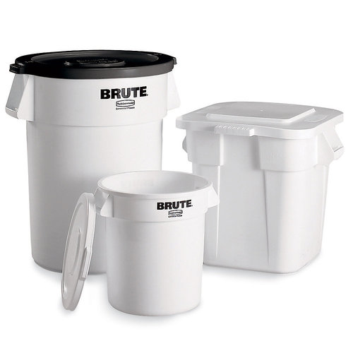 Rubbermaid 7433400 Lid For Brute Round Containers 10-Gallon Capacity