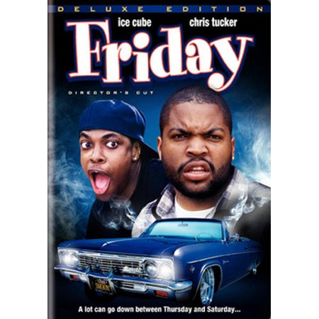 Friday (DVD) (The Best Friday Deals)