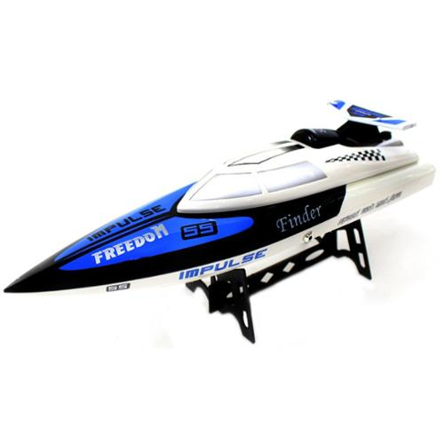 BT912 2.4G Radio Control RC Speed Racing Boat Ship Watercraft - White (Gift Idea)