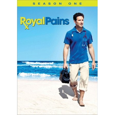 Royal Pains: The Complete First Season (DVD)