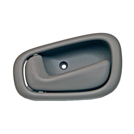 1998-2002 CHEVY PRIZM LH Left Hand Gray Drivers Inside Door Handle 1999 2000 2001 Chevrolet Prism Driver Indoor Han 98 99 00 01 02 Grey, BRAND NEW in.., By