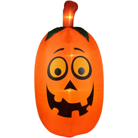 Pumpkin Eyes Halloween (Halloween Airblown Inflatable 10 ft. Giant)