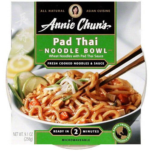 Annie Chun's Mild Pad Thai, 9.1 oz (Pack of 6)