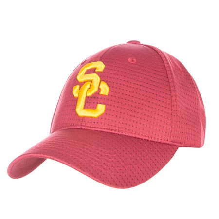 Usc Trojans Yard (Men's Cardinal USC Trojans Grafton Adjustable Hat - OSFA )