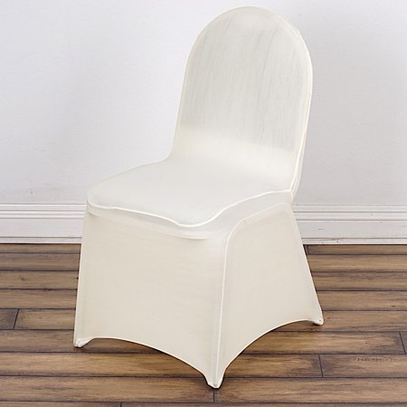 BalsaCircle Spandex Stretchable Party Banquet Chair Cover Wedding Event Dining Catering Reception Discounted Decorations Supplies