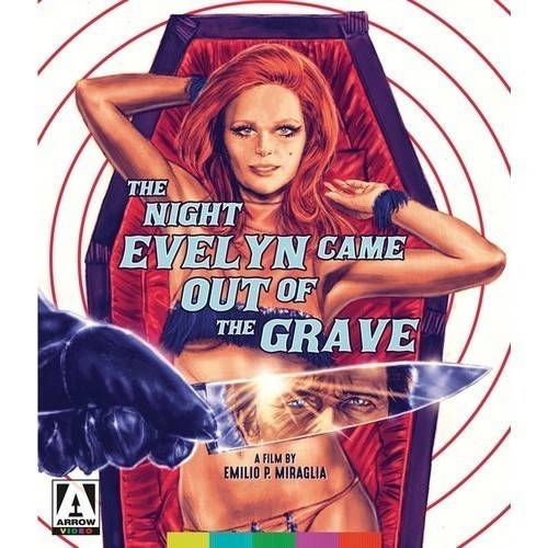 The Night Evelyn Came Out of the Grave (Blu-ray) MVDBRAV054