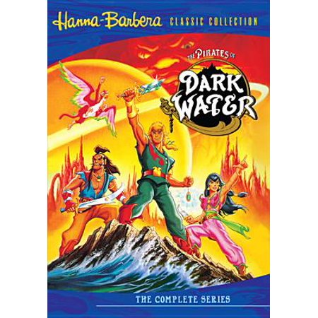 The Pirates of Dark Water: The Complete Series (Series Dank)