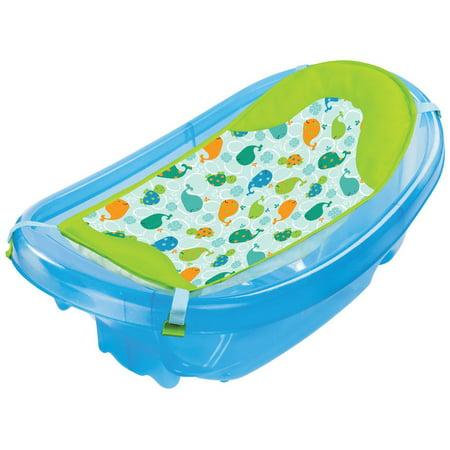 Summer Infant Sparkle \'N Splash Newborn-to-Toddler Baby Bath ...