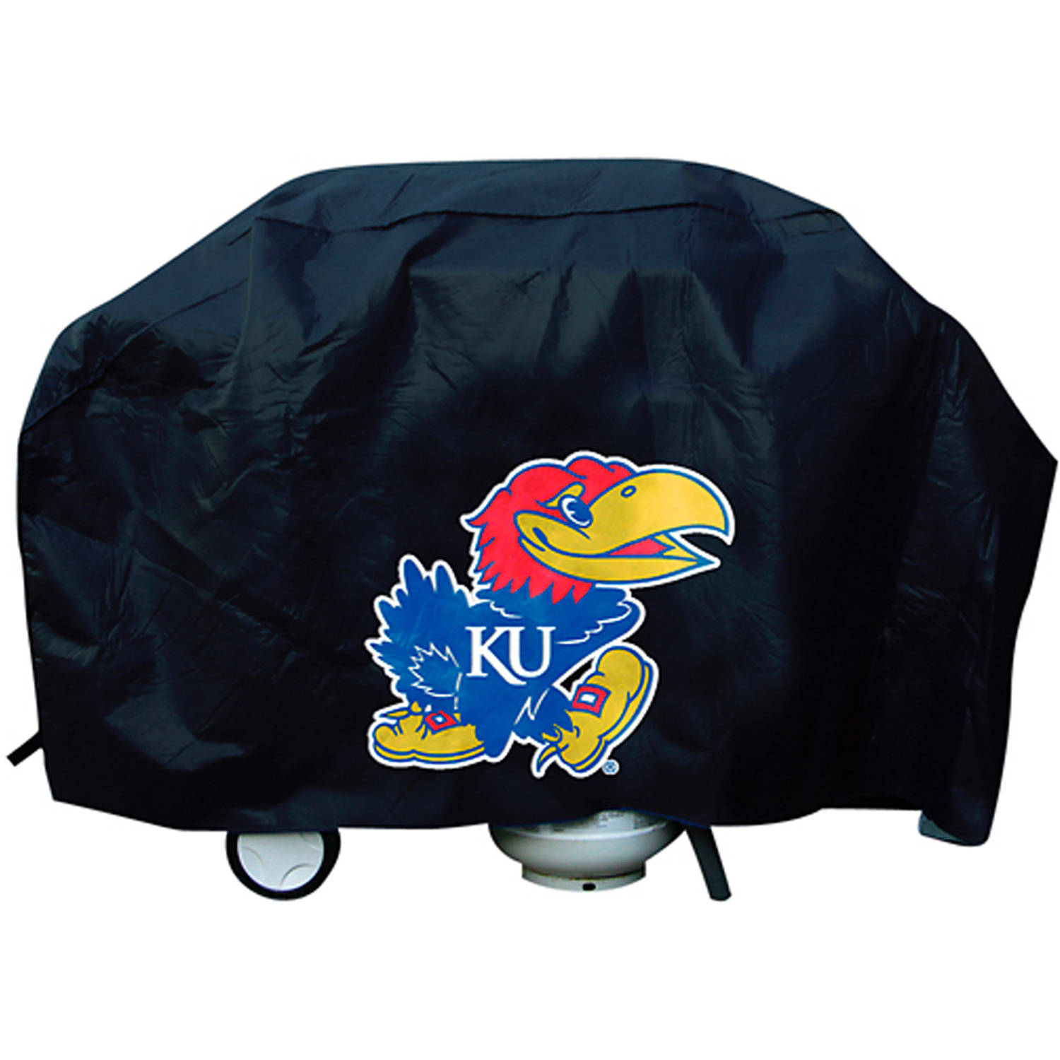 NCAA Rico Industries Deluxe Grill Cover, University of Kansas Jayhawks