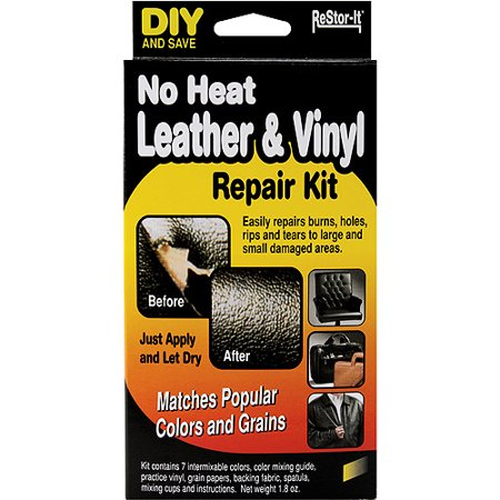 Black Leather Sofa Repair Kit Couch